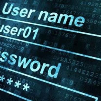 User Name and Password Data Breach